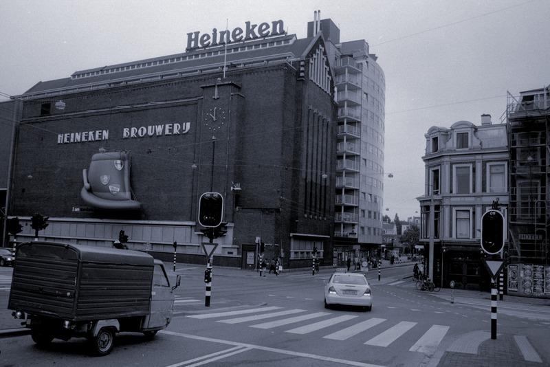 Heineken-Brauerei
