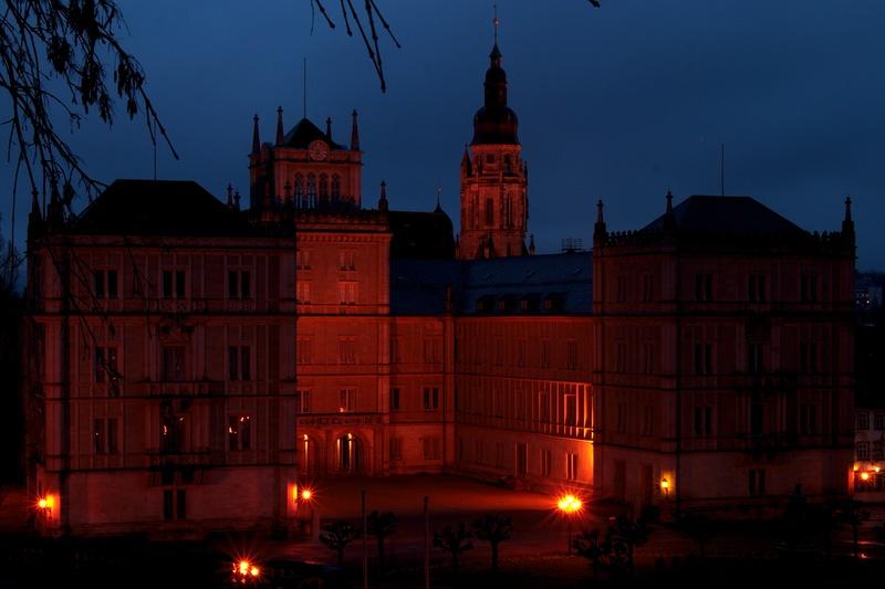 Schlossplatz I