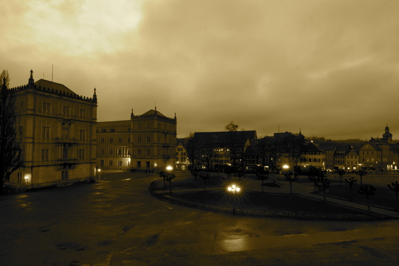 Schlossplatz II