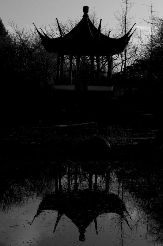 Chinesischer Schatten