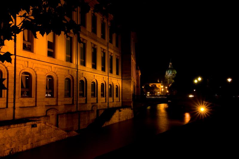 Leineschloss und Rathaus