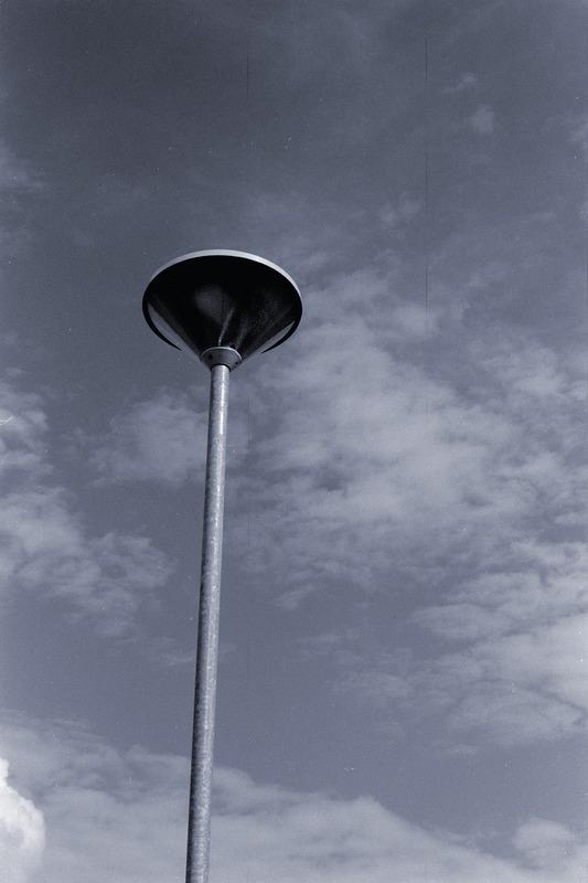 Eine ganz andere Lampe