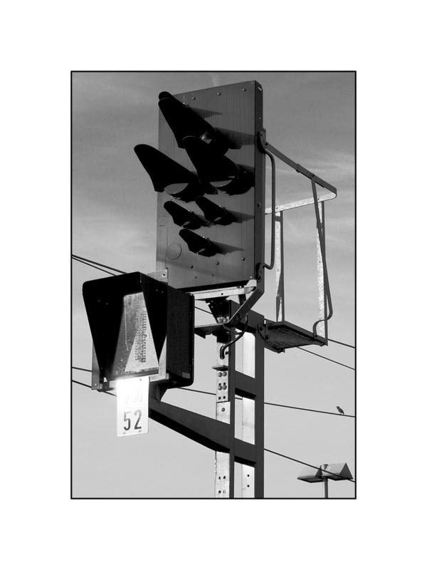 Signalanalge Berlin Friedrichstrasse