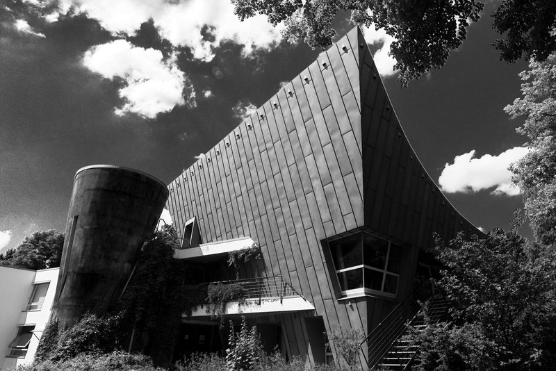 FU Berlin - ASTA-Gebäude