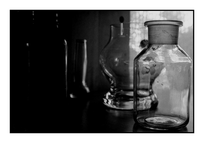 Erlenmeyerkolben und Vasen III